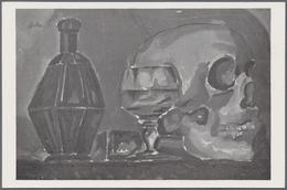 Ansichtskarten: THEMATIK, Schachtel Mit Gut 250 Historischen Ansichtskarten Ab Ca. 1900, Fast Ohne D - Ansichtskarten