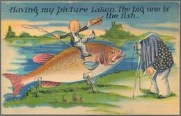 Ansichtskarten: WÜHLKISTE, Schachtel Mit über 380 Historischen Ansichtskarten, überwiegend Vor 1945 - Ansichtskarten