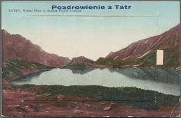 Ansichtskarten: SCHACHTEL Mit über 550 Historischen Ansichtskarte überwiegend Aus Den Jahren 1900/19 - Ansichtskarten