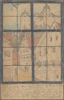 Ansichtskarten: 1900-1930er Jahre (meist): Sammlung Von 64 Postkarten, Meist Ganzsachen, Mit Selbstg - Ansichtskarten