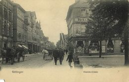 GÖTTINGEN, Weenderstrasse (1899) AK - Goettingen