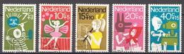 Netherlands Cancelled Set - Childhood & Youth