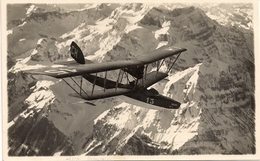 Aviation - Hydravion Macchi M3 - Ad Astra, Zurich - 1919-1938: Entre Guerres
