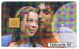A Qui Parlerez Vous Aujourd'hui ? - 50 Unités - Telecom Operators