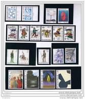 DIVERSEN REEKSEN/SERIES DIVERSES - COB : 2004/2005-2071/2076-2108/ 2110-2119/2120-2141/2144- 2161/2162(1981/82/83/84/8 5 - Nuevos