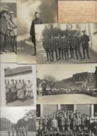 250120A - Lot CARTE PHOTO GUERRE 1914 18 BELFORT RUSSIE Ambulance Alpine Mission Sanitaire Croix Rouge Caucase - Guerre 1914-18
