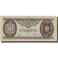 Billet, Hongrie, 50 Forint, 1975-10-28, KM:170c, TB+ - Hongrie