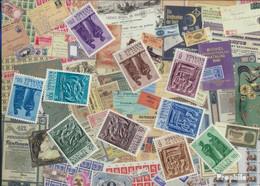 Katanga Briefmarken-10 Verschiedene Marken - Katanga