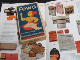 """LESSIVE """" FEWA """" POUR L'UNIFORME DE VOTRE SOLDAT ALLEMAND 39/45 !!! - 1939-45"""