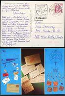 Bund PP102 B2/001 PHILATELISTISCHE GRÜSSE Gebraucht Altenau-Halle 1981 - [7] Federal Republic