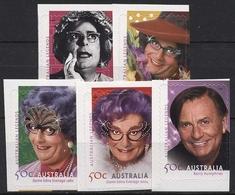 Australien 2006 Gewinner Des Australian-Legend-Preises Der Post 2515/19 Postfr. - Neufs
