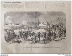GUERRE DE 1870 - LA BATAILLE DE GRAVELOTTE - FRANCS TIREURS DES VOSGES - L'AMIRAL BOUET WILLAUMEZ - ZOUAVE - Livres, BD, Revues