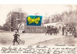 MORLANWELZ - La Station - Carte Circulé En 1904 - Morlanwelz