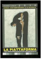 Cartolina Pubblicitaria - Danza Contemporanea - Torino 2010 - Danza