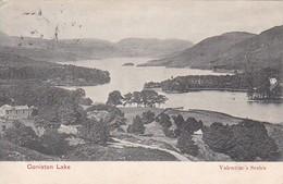 PC Coniston Lake - Valentine's Series - 1903 (46816) - Cumberland/ Westmorland