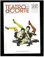Cartolina Publicitaria - Teatro A Corte - Torino 2010 - Danza