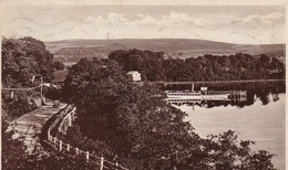 PC Ullswater - Pooley Bridge Pier - 1933 (46817) - Cumberland/ Westmorland