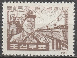Nord Korea       .     Yvert    .   340        .       **       .     Postfrisch   .   /   .    MNH - Korea (Nord-)