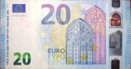 20 EURO ALEMANIA(RA), R006,DRAGHI - EURO