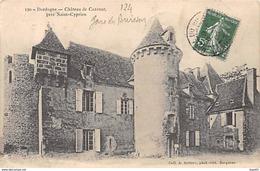 Château De CAZENAC Près Saint Cyprien - Très Bon état - Autres Communes