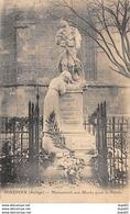 MIREPOIX - Monument Aux Morts Pour La Patrie - Très Bon état - Mirepoix