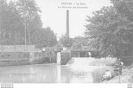 TROYES - La Seine - Le Déversoir Des Charmilles - Très Bon état - Troyes