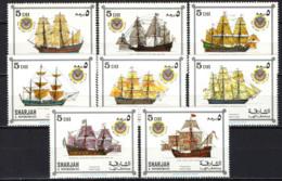 SHARJAH - 1965 - NAVI - SHIPS - MNH - Sharjah