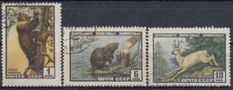 USSR 2448-2450,used - 1923-1991 URSS