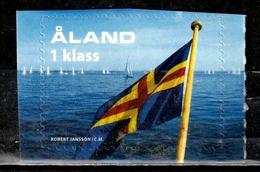 ALAND 234 ** Cinquentenaire Du Drapeau Alandais - Ålandinseln