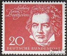 BRD 317 Postfrisch 1959 Beethoven - [7] República Federal