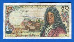 50 Fr  Du 2/4/1970 - 1962-1997 ''Francs''