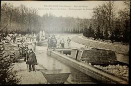 52 CPA VILLEGUSIEN BOIS DE PERCEY CANAL DE LA MARNE A LA SAÔNE DÉCHARGEMENT DES BATEAUX - France