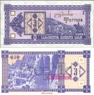 Georgien Pick-Nr: 34 Bankfrisch 1993 3 Laris - Géorgie