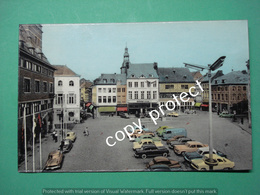 BE643 Hasselt Grote Markt VW Beetle Ford Auto - Hasselt