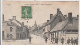 IVOY LE PRE PLACE DE LA FONTAINE 1918 TBE - France