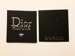 Très Jolie Carte   D... Homme  . Format  6 X 6,5 Cm   !! - Modernas (desde 1961)