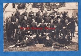 CPA Photo - EPERNAY - Soldats Du 154e Régiment Mobilisés Pour Les Révoltes De Champagne - Vigneron Greves Emeutes - Epernay