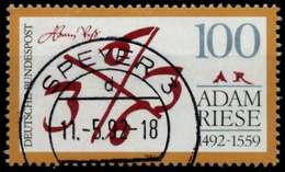BRD 1992 Nr 1612 Zentrisch Gestempelt X82E47A - Used Stamps