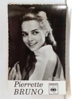 PIERRETTE BRUNO - PHOTO PATRICK BERTRAND - Musik Und Musikanten