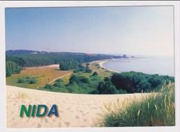 LITHUANIA  - AK 371686 Nida - Lituania
