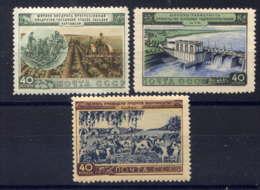 RUSSIE - 1701/1703**  - IRRIGATION ET AGRICULTURE - 1923-1991 USSR