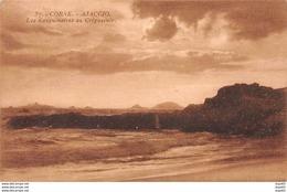 CORSE - AJACCIO - Les Sanguinaires Au Crépuscule - Très Bon état - Ajaccio