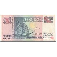 Billet, Singapour, 2 Dollars, 1998, Undated (1998), KM:37, TB - Singapour
