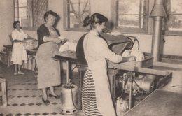 T1 - Carte Photo - Cpsm 34 - SETE - Enfance Ouvriere Nimoise Au Grand Air - Gai Soleil - Les Plongeuses Au Travail - Sete (Cette)