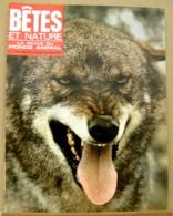 LA VIE DES BETES / BETES ET NATURE N° 61 Du 2/1969, Voir Sommaire - Animali