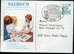 Bund PP103 C1/002 NAJUBRIA Leverkusen Sost. Gebraucht 1979 - [7] Federal Republic