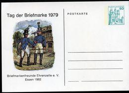 TAG DER BRIEFMARKE POSTILLIONE ESSEN 1979 Bund PP103 C2/002 - Tag Der Briefmarke