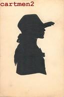 SILHOUETTISTE OMBROMANIE SILHOUETTE CONTRE LA LUMIERE OMBRE CHINOISE FANTAISIE 1900 - Contre La Lumière