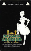 Nevada Landing Casino - Jean NV - Hotel Room Key Card - Cartas De Hotels