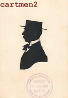 BORDEAUX EXPOSITION ARTS GRAPHIQUES 1907 SILHOUETTISTE OMBROMANIE SILHOUETTE CONTRE LA LUMIERE OMBRE CHINOISE - Halt Gegen Das Licht/Durchscheink.